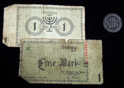 Lodz Ghetto Currency