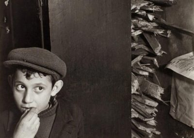 ICP's New Roman Vishniac Exhibit Features Treasures from the JDC Archives