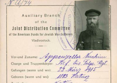 World War I Prisoner of War Cards Available