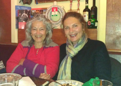 Golda Schoenbaum and the Joint: a Lifelong Relationship