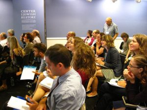 Scholars' Conference in New York Marks JDC's Centennial