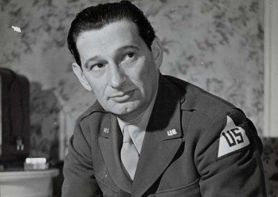 Biographer Praises Role of JDC's Dr. Joseph Schwartz in Wartime Europe