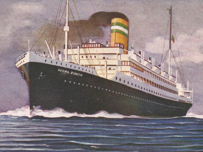 The SS Serpa Pinto Lists: A Resource for Genealogy Research