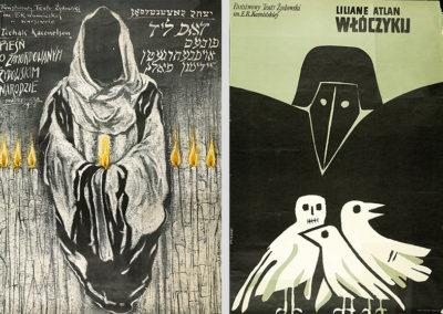 Polish Yiddish Theater Posters