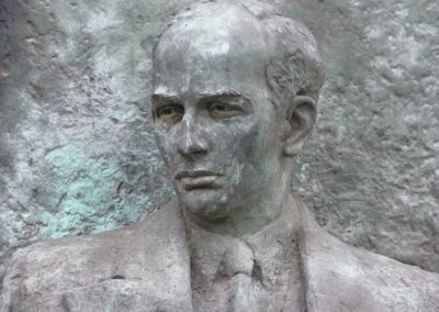 Congressional Gold Medal to Raoul Wallenberg