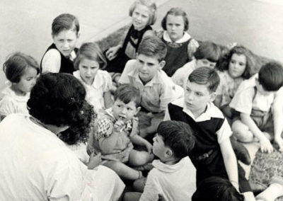 Bolivia: Jewish Refugee Assistance