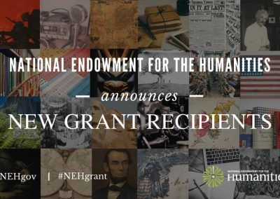 JDC Archives Awarded Prestigious National Endowment for the Humanities (NEH) Grant