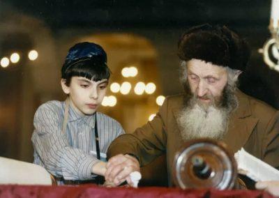 Early Post-Communist Jewish Renewal in the FSU
