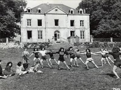 Walter Limot: Children's Homes in France, 1940s
