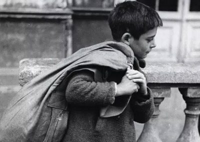 Jerome Silberstein: Western Europe, 1940s-1950s