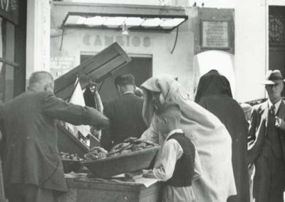 Nicolas Muller: Refugees in Morocco, 1940s