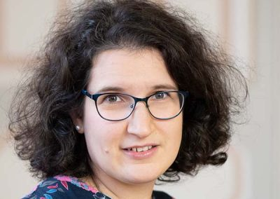 Dóra Pataricza Lectures on the Joint's Activity in Szeged in the Aftermath of the Holocaust